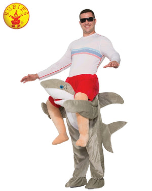 Carry Me: Shark Ride On Costume