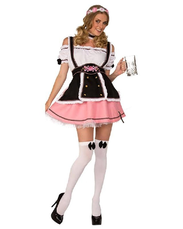 Pink Ladies Oktoberfest Costume