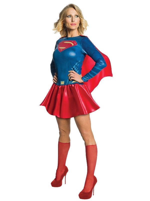 Adults Supergirl Costume