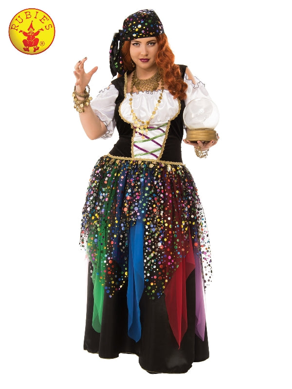 Plus Size Gypsy Ladies Costume