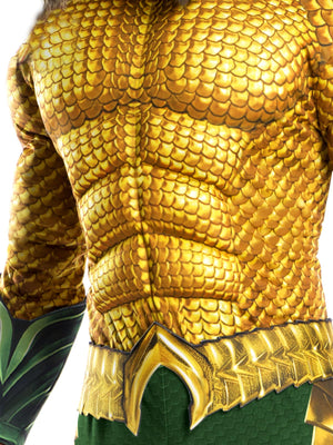 Deluxe Aquaman Costume