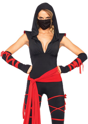 Deadly Ninja Spy Costume