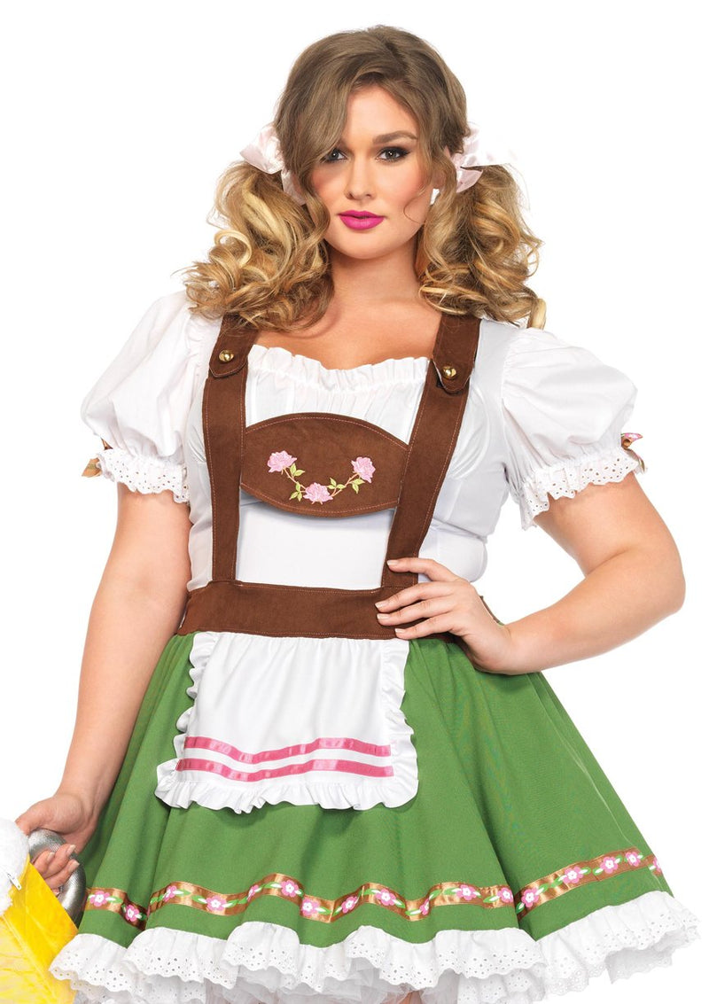 Fetching Fraulein Womens Plus Size Costume   PLUS SIZE