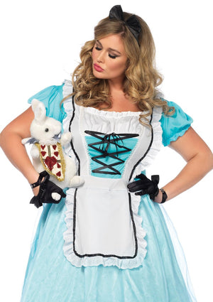Tea Time Alice in Wonderland Costume