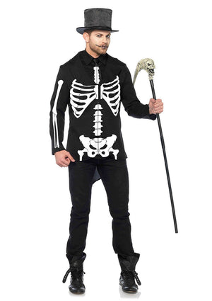 Bone Daddy Men's Skeleton Costume