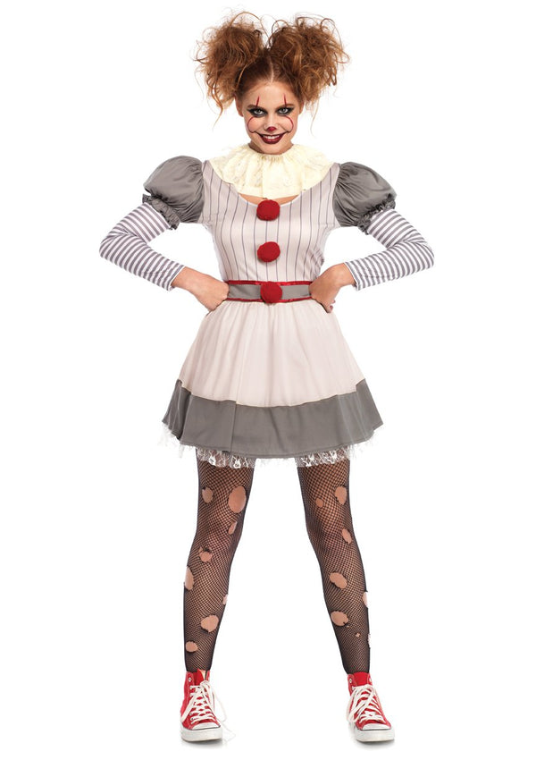 IT Pennywise Ladies Costume