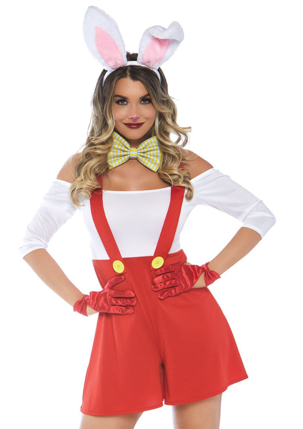 Alice in Wonderland White Rabbit Costume