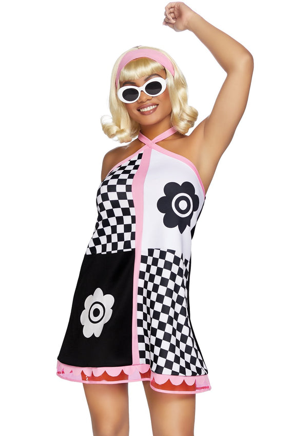 60's Swinging Sweetie Costume