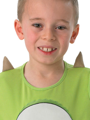 Monsters Inc. Mike Wazowski Kids Costume