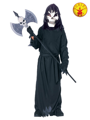 Boys Scary Skeleton Halloween Costume