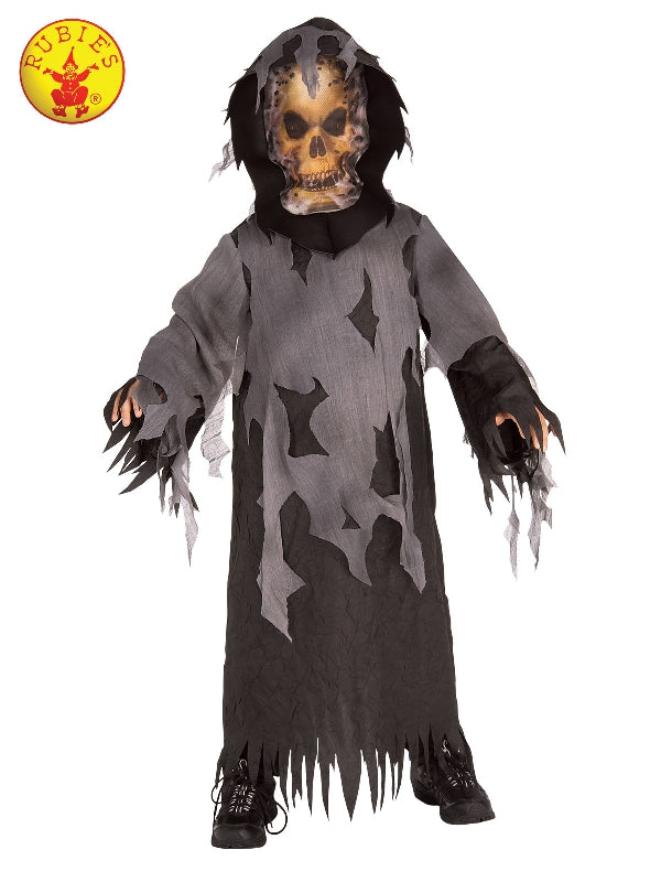 Boys Haunted Skeleton Halloween Costume