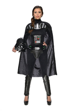 Star Wars: Ladies Darth Vader Jumpsuit Costume
