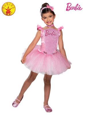 Barbie Ballerina Girls Costume Dress