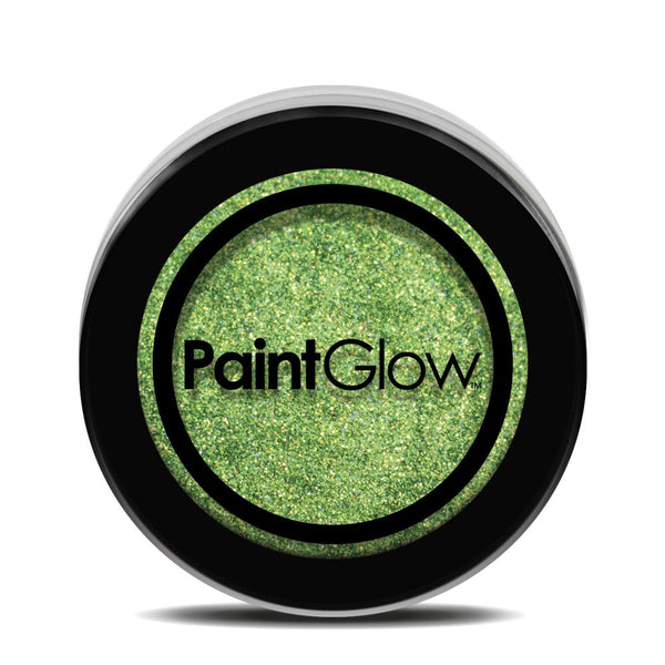 PaintGlow Holographic Glitter - Green