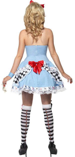 Halterneck Alice in Wonderland Costume