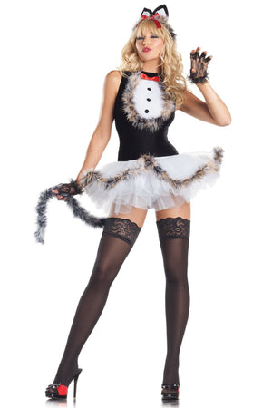 Kissable Kitty Kat Costume