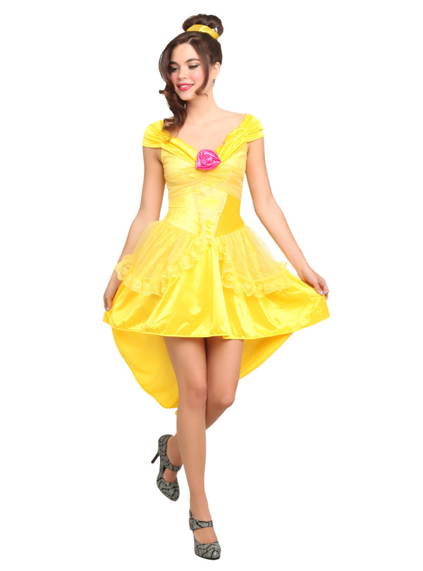 Beauty and the Beast: Belle Costume