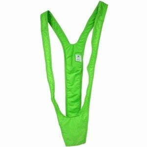 Green Borat Mankini