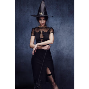 Cat Loving Witch Costume