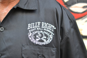 Billy Eight Hot n' Rod Bad Time Button Down Shirt