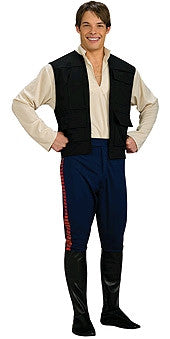 Star Wars: Deluxe Han Solo Costume