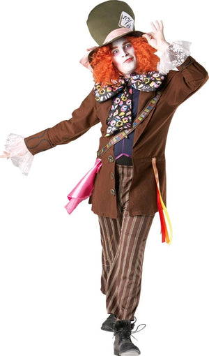 Alice Through the Looking Glass: Mad Hatter Costume