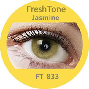 Freshtone Super Naturals: Jasmine Contact Lenses