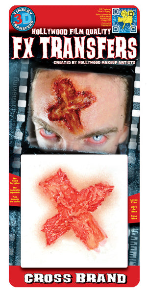 Branded Special FX Temporary Tattoo