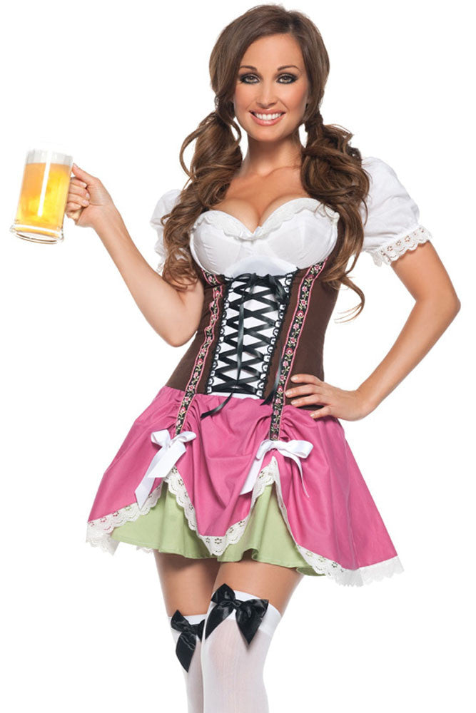 Detailed Oktoberfest Dress  sc 1 st  Hurly Burly : germany costume for kids  - Germanpascual.Com