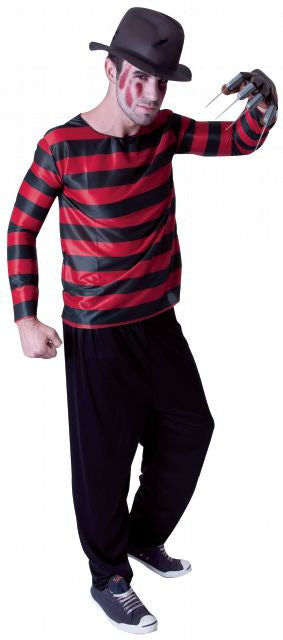 Freddy Krueger Adult Costume