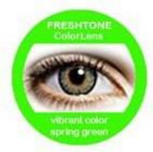 Spring Green Contact Lenses