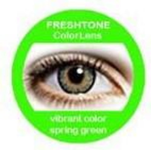 Freshtone Spring Green Contact Lenses
