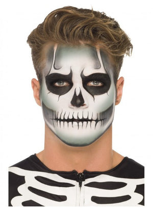 Glow in the Dark Skeleton Makeup Kit