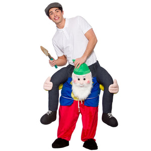 Carry Me: Gnome Ride On Costume