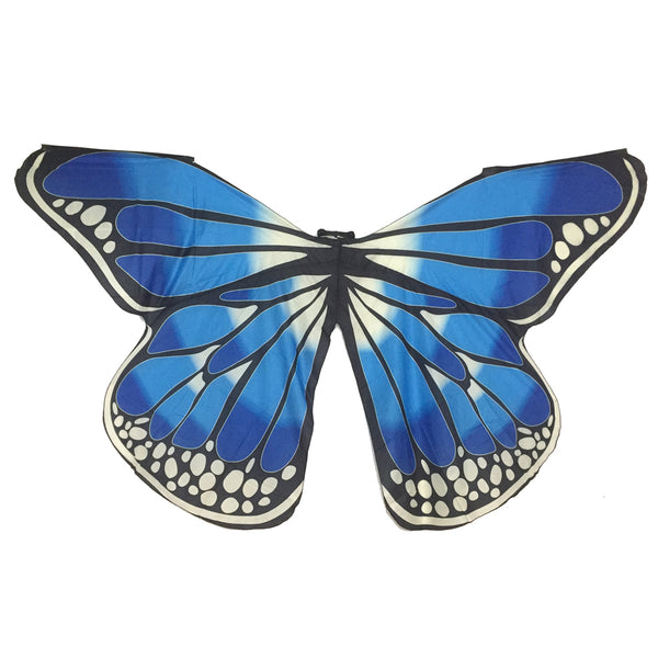 Blue Butterfly Isis Wings