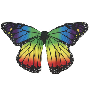 Rainbow Butterfly Isis Wings
