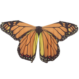 Orange Butterfly Isis Wings