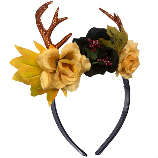 Autumn Forest Nymph Headpiece
