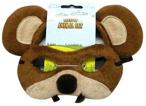 Bear Headband & Mask Set