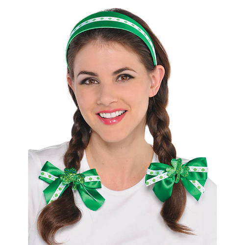 St. Patrick's Hair Accessory Kit