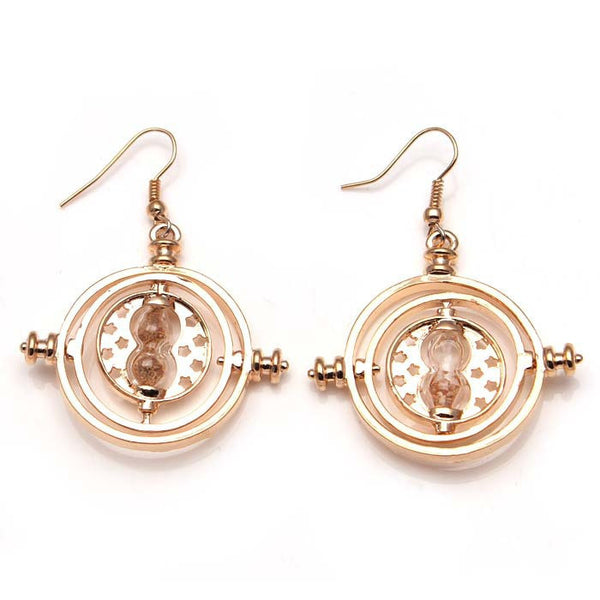 Harry Potter Time Turner Earrings