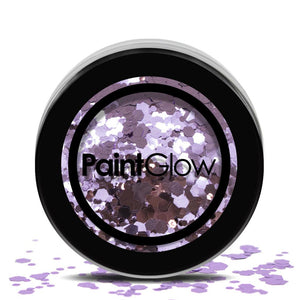 PaintGlow Chunky Glitter - Helter Skelter