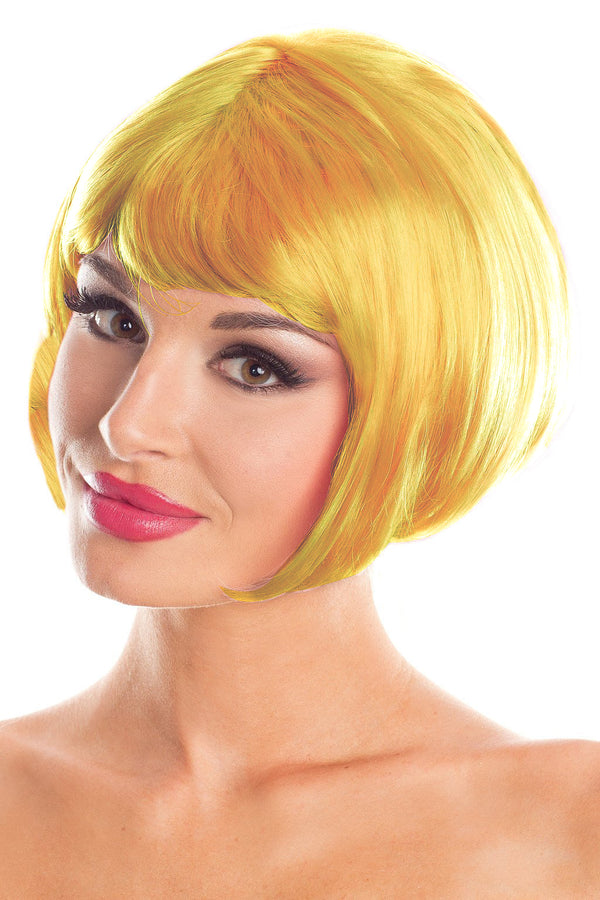 Honey Blonde Bob Party Wig