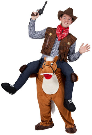 Carry Me: Horse Ride On Costume