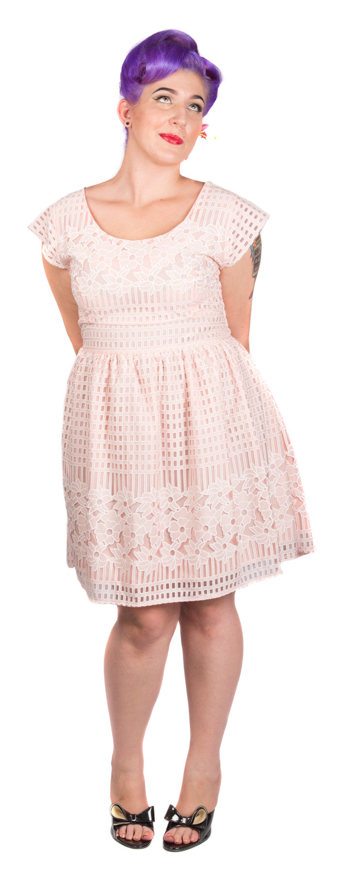 vintage style lace dress perth hurly burly