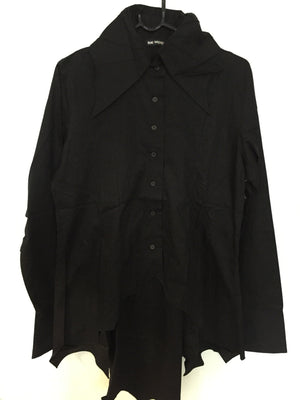 Dead Threads: Bat Wing Button Up