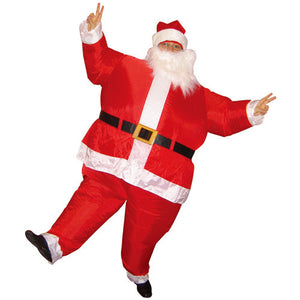 Inflatable Santa Claus Costume
