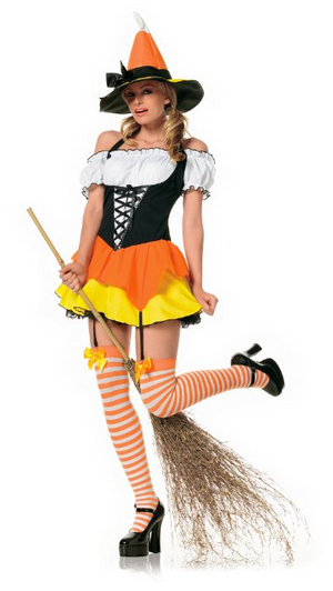 Kandy Korn Witches Costume