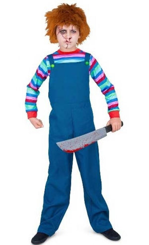 Chucky Doll Kid's Costume