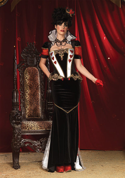 Deluxe Regal Red Queen Costume